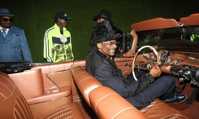 """PICS: Stars Attend Snoop Dogg's """"Pimps & Ho*s""""-Theme Birthday Party in L.A."""