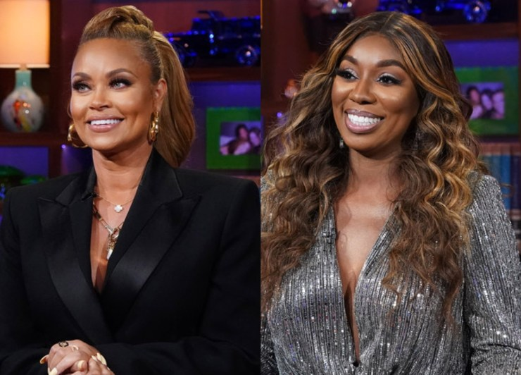 RHOP's Gizelle Bryant Says Wendy Osefo is