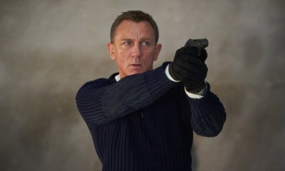 """Review: """"No Time to Die"""" a rare bookend for long-running James Bond series"""