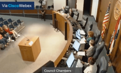 Three St. Louis County Council members defy mask mandate during meeting