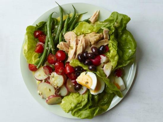 Recipes for native salad