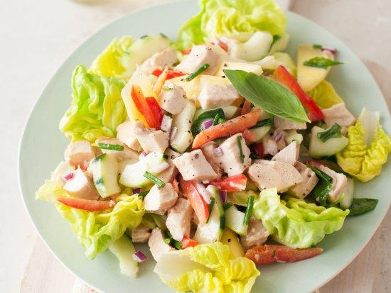 Recipes for chicken salad