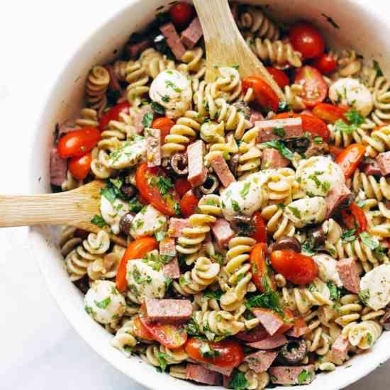 Recipes for rifles salad