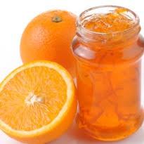 Recipes for orange jam