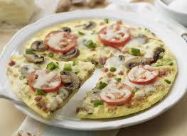Recipes for omelette