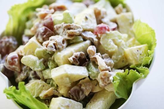 Recipes for original salad