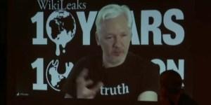 Bildergebnis für Assange muss Botschaft Ecuadors verlassen: Der Zirkus geht weiter