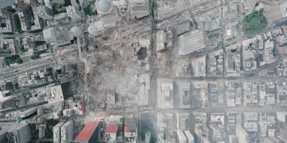 Bildergebnis für Operation Encore: FBI-Agenten untersuchten heimlich 9/11