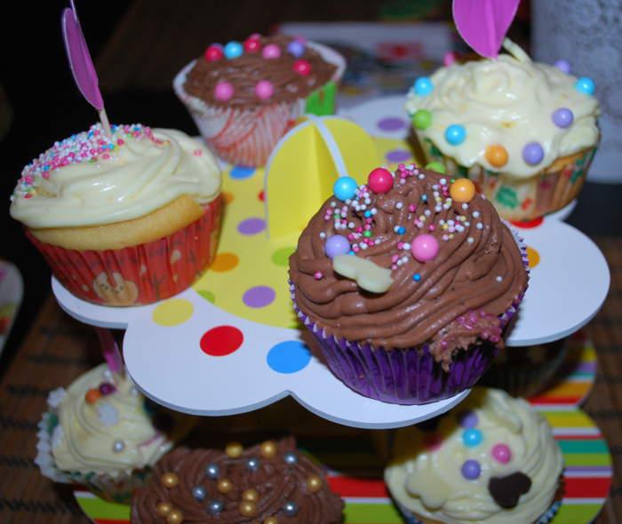 Cupcake recept