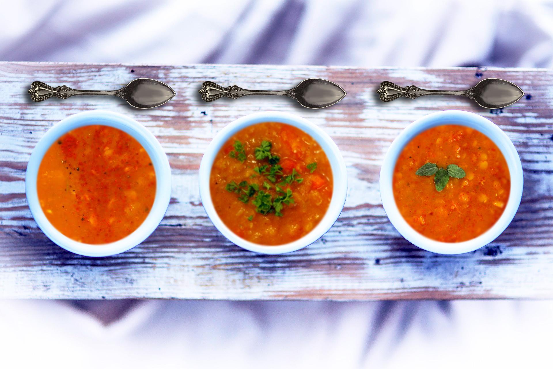 Vöröslencse leves