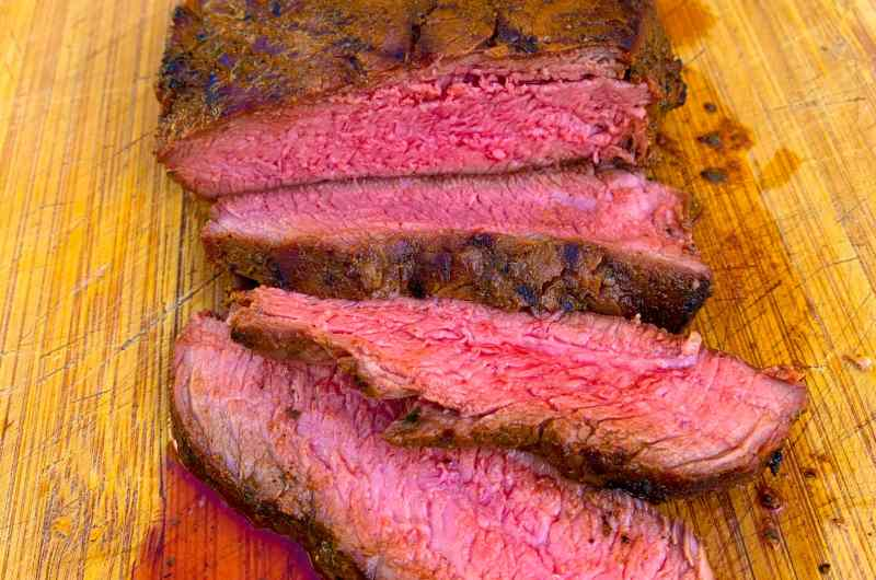 BBQ flat iron steak recept