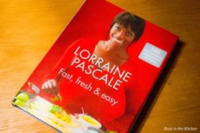 Lorraine Pascale Fast Fresh Easy Kookboek
