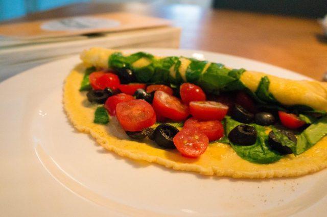 Whole30 - Veggi Omlet