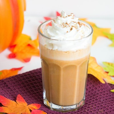 Pumpkin Spice Latte | Buzz in the Kitchen