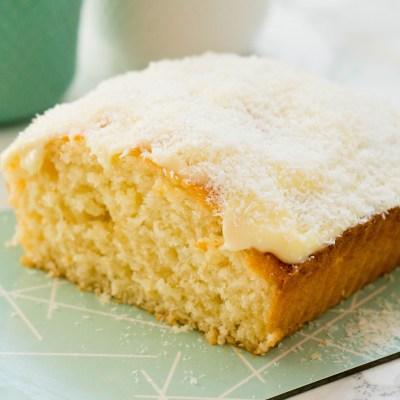 Kokos Yoghurt Cake [RecepKokos Yoghurt Cake [Recepthoekje]thoekje]
