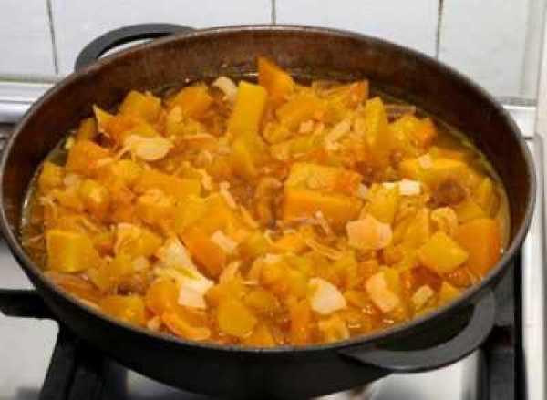 суп пюре тыквы с сыром