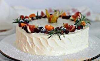 Рецепт торта «Молочная девочка»