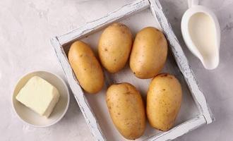 сколько варить картошку для пюре