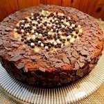 Няма друг такъв домашен десерт! Питателна, сочна, впечатляваща пълнена торта