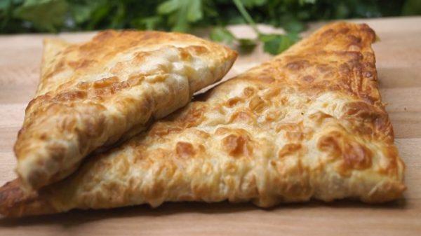Пирожки из лаваша рецепт с фото пошаговый
