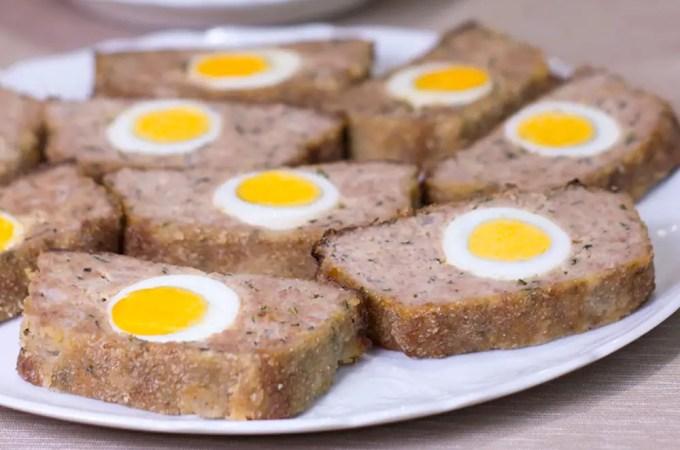 Recept za mesnu štrucu