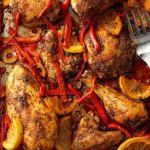 pollo español