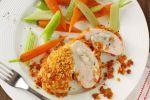 Rollitos de pollo crujientes