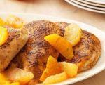 Pollo con cítricos