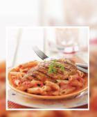 pollo con tomate y cajun
