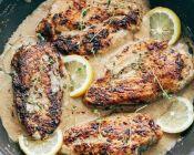 pollo al tomillo