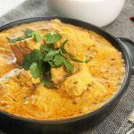 pollo al curry thermomix
