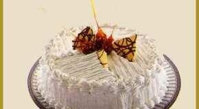 Gâteau de sabayón y café