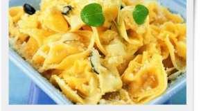 Tortellini al curry
