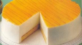 Un manjar de miel y limon