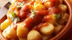 Desde Navarra, un plato con proteínas