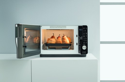 La comida sana ahora se prepara en el microondas de casa