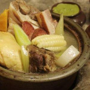 La mejor receta de Sancochado