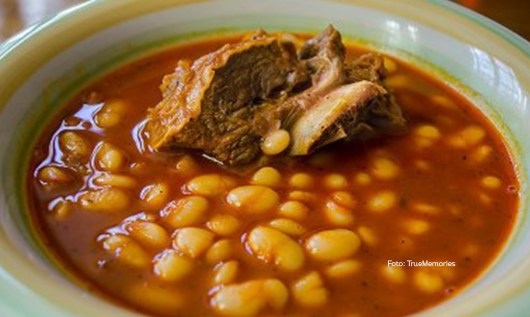 receta frijoles blancos guatemala mundochapin - Receta para Frijoles Blancos con Pollo, Carne de Res y de Cerdo