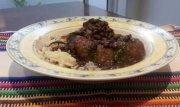 receta frijol negro con chipilin y chicharron mundochapin guatemala - Frijol negro con Chipilín y Chicharrón