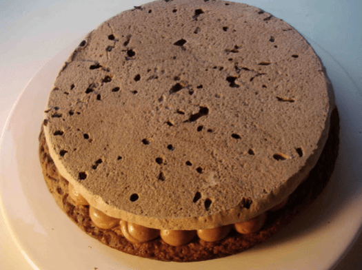 Torta Chocotella