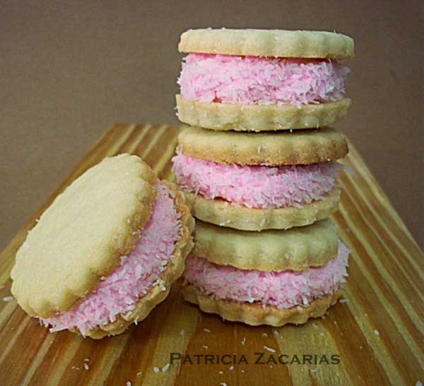 Galletitas Merengadas caseras