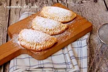 Empanadas dulces de Ricota