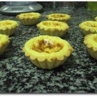 Pasteles de Belem portugueses