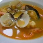 sopa de marisco 2 - Recetario (A-Z)