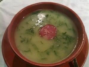 caldo verde1 - Sopas con Thermomix