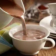 chocolate caliente - 6 Remedios caseros con los que aliviar la tos en los niños ( y adultos)