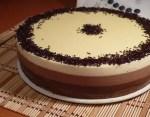 tarta tres chocolates - Pasta al pisto con queso parmesano Mercadona
