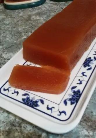 dulce de membrillo 2 - Dulce de membrillo Thermomix