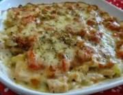 pollo pizzaiola - Pechuga de pollo estilo pizzaiola