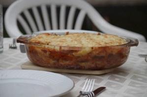 lasaña vegetariana - Pizzas y pastas con Thermomix